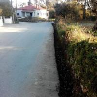 Estrada do Barroco - Limpeza de valetas e linha de água